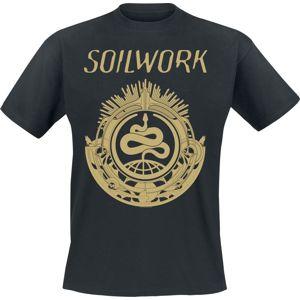 Soilwork Snake tricko černá