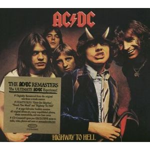 AC/DC Highway to hell CD standard