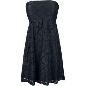 RED by EMP Love And Affection šaty černá