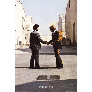 Pink Floyd Wish you were here plakát vícebarevný