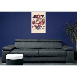 Ilustrata Akitty plakát vícebarevný