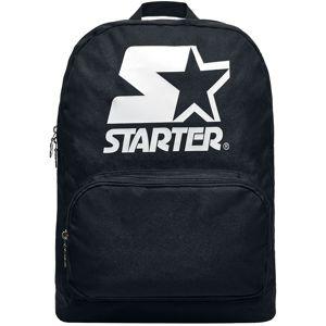 Starter Backpack Batoh cerná/bílá