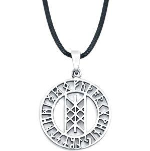 etNox magic and mystic Web Of Wyrd Náhrdelník - řetízek stríbrná