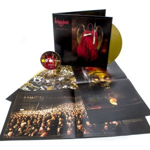 Triptykon Triptykon with the Metropole Orkest: Requiem (Live At Roadburn 2019) LP & DVD zlatá