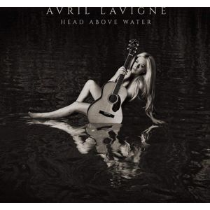 Avril Lavigne Head above water CD standard