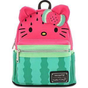 Hello Kitty Loungefly - Watermelon Batoh vícebarevný