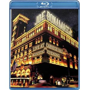 Joe Bonamassa Live at Carnegie Hall - An acoustic evening Blu-Ray Disc standard