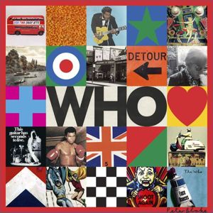 The Who Who 6 x 7 inch & CD standard