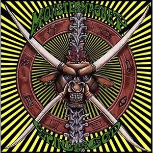 Monster Magnet Spine of god CD standard