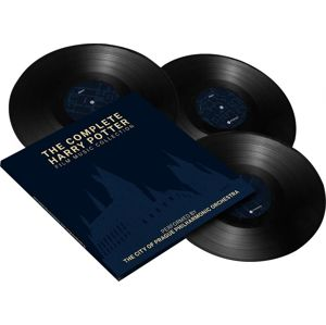 Harry Potter The complete Harry Potter Film Music Collection 3-LP standard