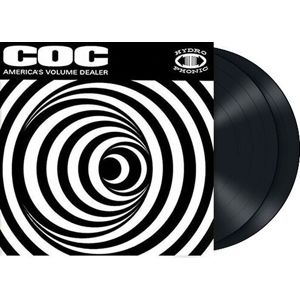 Corrosion Of Conformity America's volume dealer 2-LP černá
