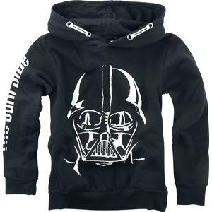 Star Wars Darth Vader detská mikina s kapucí černá