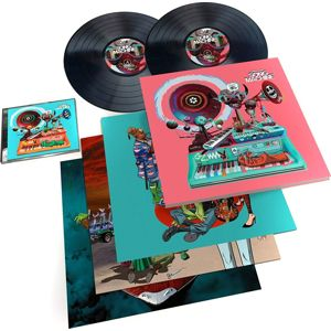 Gorillaz Song machine season one: Strange timez 2-LP & CD standard