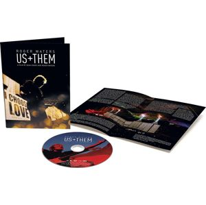 Waters, Roger Us + Them DVD standard