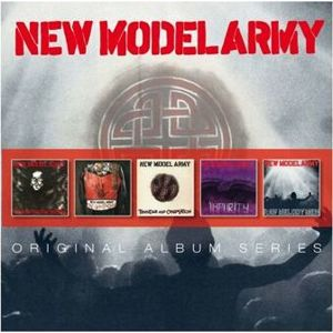 New Model Army 5-CD standard