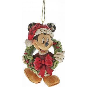 Mickey & Minnie Mouse Vánoční koule Mickey Vánocní ozdoba - koule standard