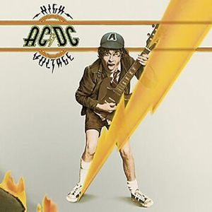 AC/DC High Voltage LP standard