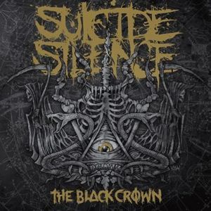 Suicide Silence The black crown CD standard