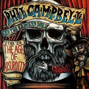 Phil Campbell And The Bastard Sons The age of absurdity CD standard