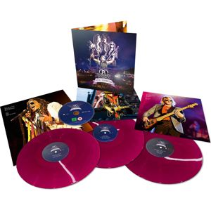 Aerosmith Rocks Donington 2014 DVD & 3-LP standard