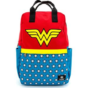 Wonder Woman Loungefly - Logo Batoh vícebarevný