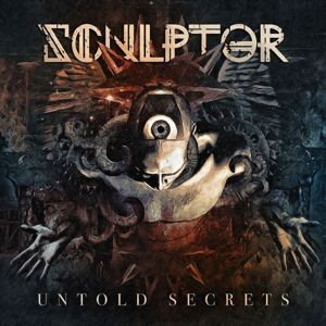 Sculptor Untold stories CD standard