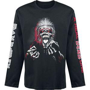 Iron Maiden A Real Dead One tricko s dlouhým rukávem černá