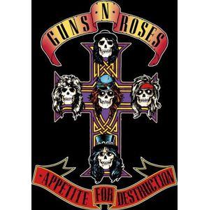 Guns N' Roses Appetite plakát vícebarevný