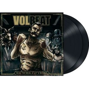Volbeat Seal The Deal & Let's Boogie 2-LP & CD standard