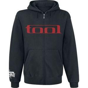 Tool Undertow mikina s kapucí na zip černá