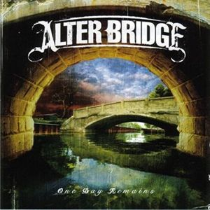 Alter Bridge One day remains CD standard