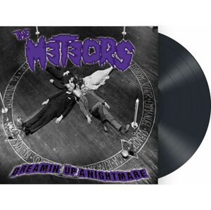The Meteors Dreamin' up a nightmare LP standard