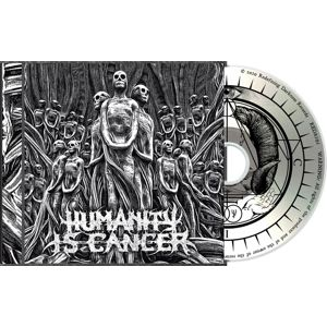 Humanity Is Cancer Humanity Is Cancer MAXI-CD standard