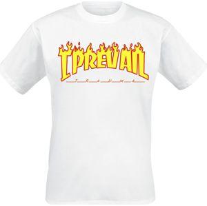 I Prevail Thrasher Logo tricko bílá
