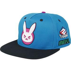 Overwatch D.VA - Bunny kšiltovka vícebarevný