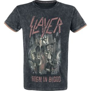 Slayer EMP Signature Collection tricko tmavě šedá