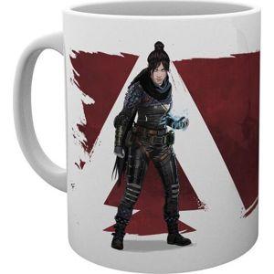 Apex Legends Wraith Hrnek bílá