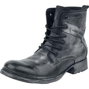Black Premium by EMP Road Man boty černá