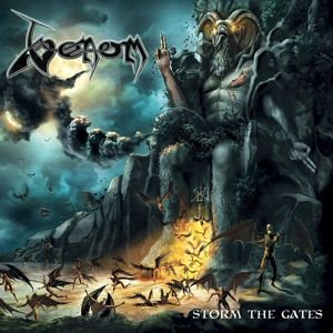Venom Storm the gates CD standard