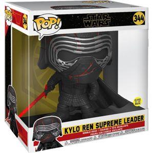 Star Wars Vinylová figurka č. 344 Episode 9 - The Rise Of Skywalker - Kylo Ren (GITD) (v životní velikosti) Sberatelská postava standard