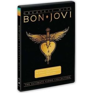 Bon Jovi Greatest Hits - The Ultimate Collection DVD standard