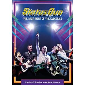 Status Quo The last night of the electrics DVD standard