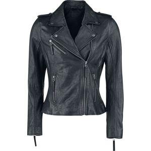 Black Premium by EMP All Over The Road dívcí bunda černá