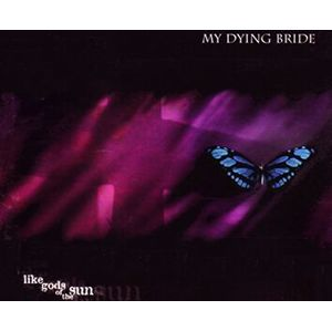 My Dying Bride Like gods of the sun CD standard