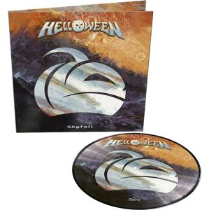 Helloween Skyfall 12 inch single Picture