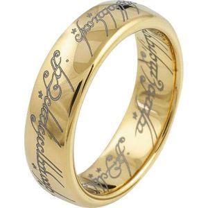 Pán prstenů The One Ring prsten zlatá