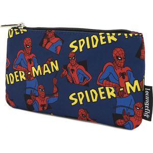 Spider-Man Loungefly - Spider-Man Kabelka modrá/cervená/žlutá