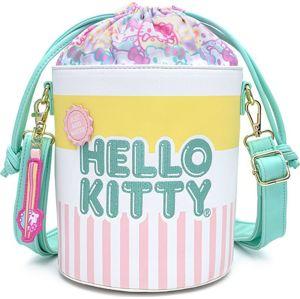 Hello Kitty Loungefly - Cup O Kitty Taška pres rameno vícebarevný