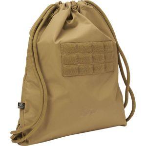 Brandit US Cooper Gym Bag Sportovní batoh velbloudí