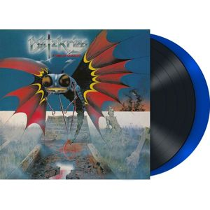 Blitzkrieg A Time of changes LP & 10 inch standard